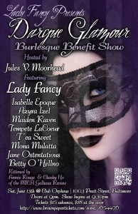 Darque Glamour Poster